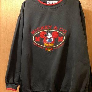 Original Disney Mickey & Co Sweat Top